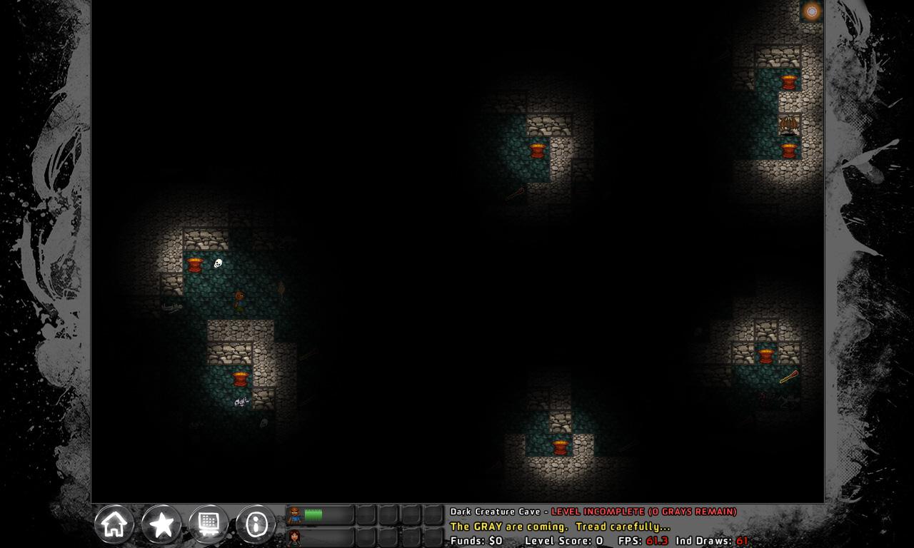 Dark Creature Cave