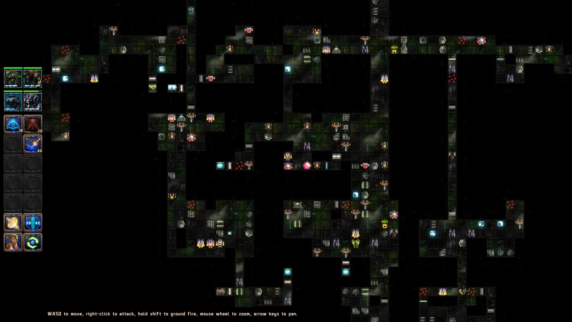 Mission Map – Zoomed Out