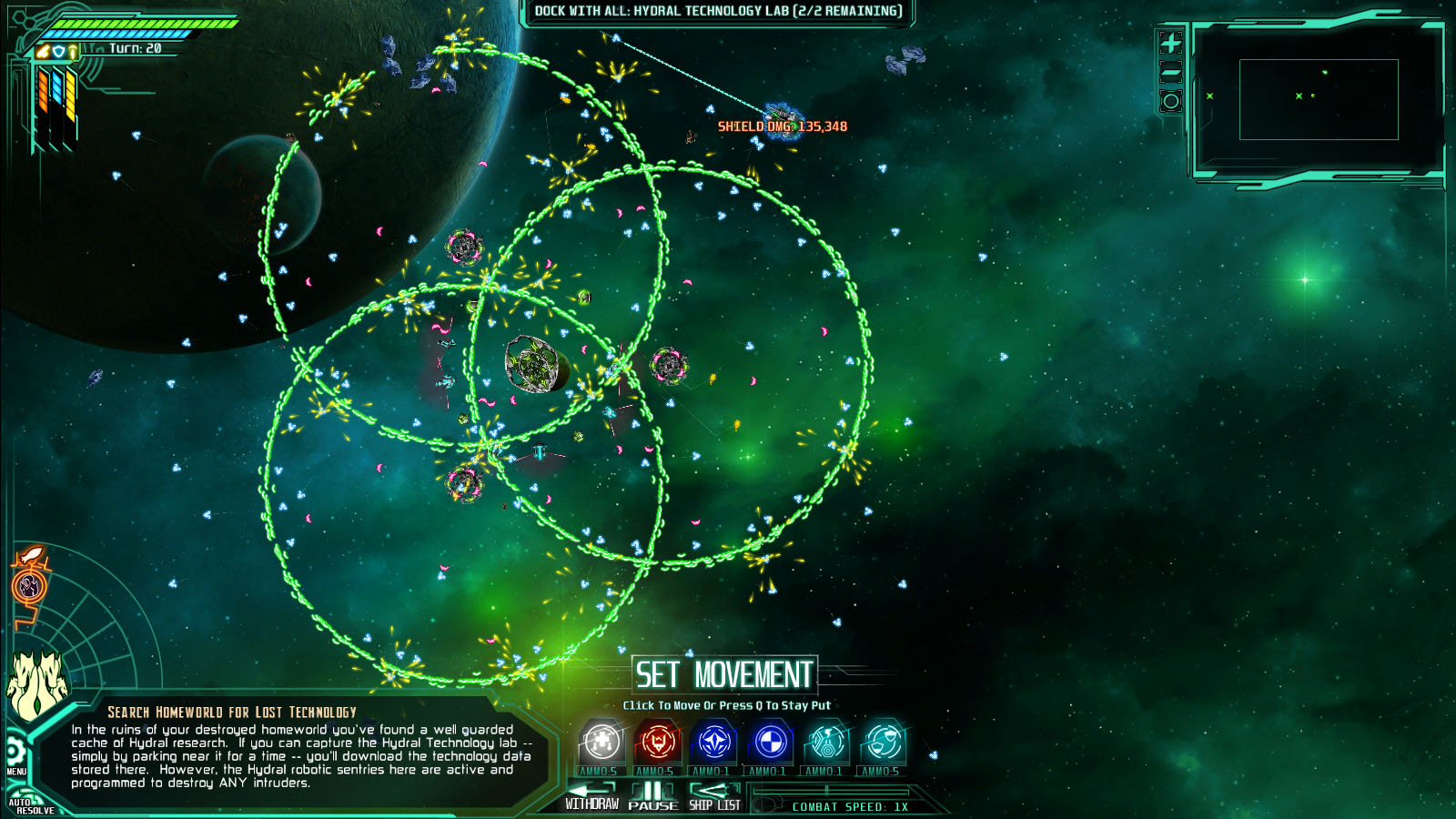 Hydral Defense