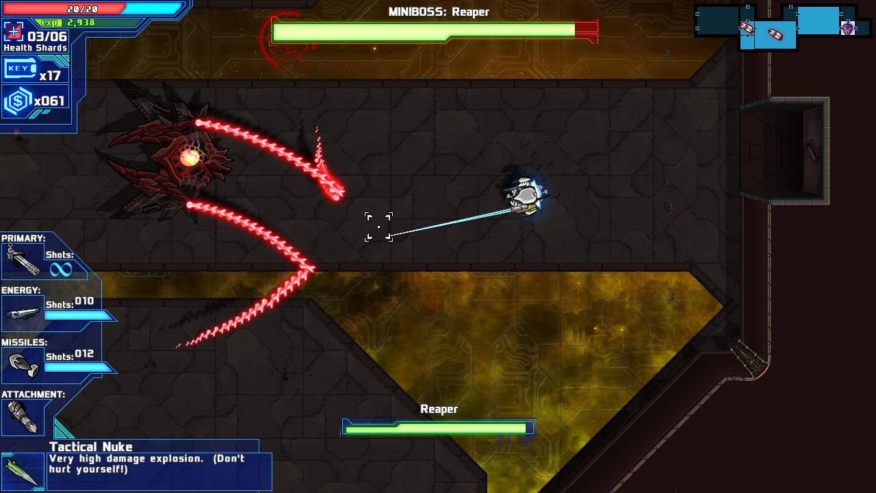 Reaper Miniboss