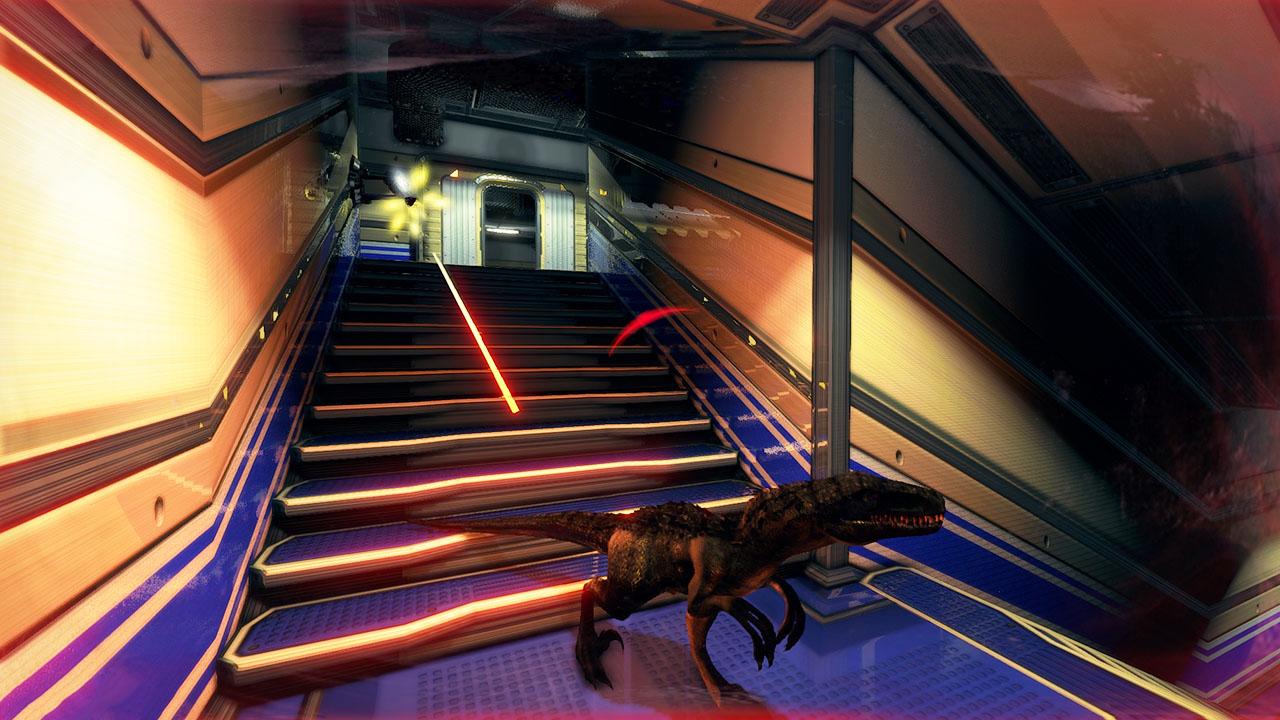 Stairwell Trap