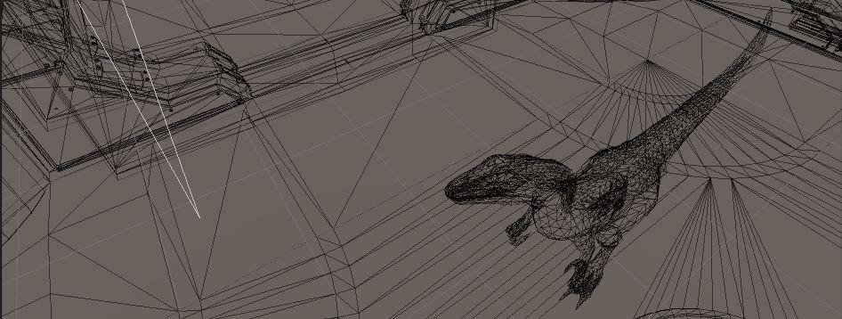 RaptorWireframe