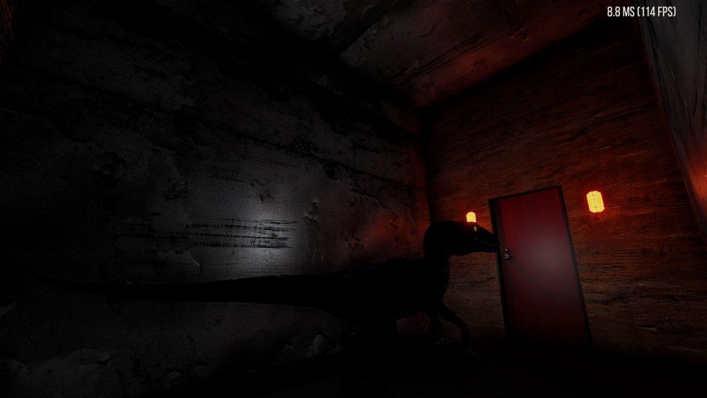 Dark Building Connector