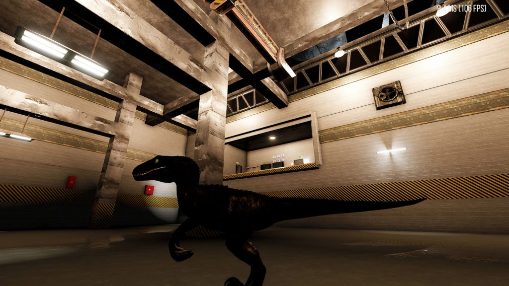 Industrial Basement Miniboss Arena